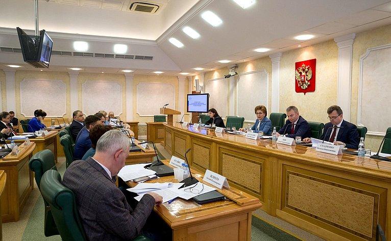 Заседание Совета порегиональному здравоохранению натему «Кадровое обеспечение системы здравоохранения: проблемы ипути решения»