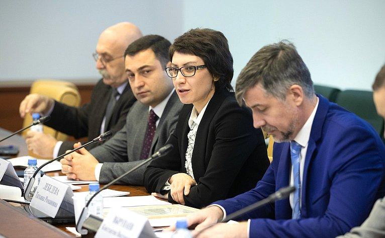 Заседание Президиума Экспертного совета пофизкультуре испорту при Комитете СФ посоциальной политике поподведению итогов работы за2018год