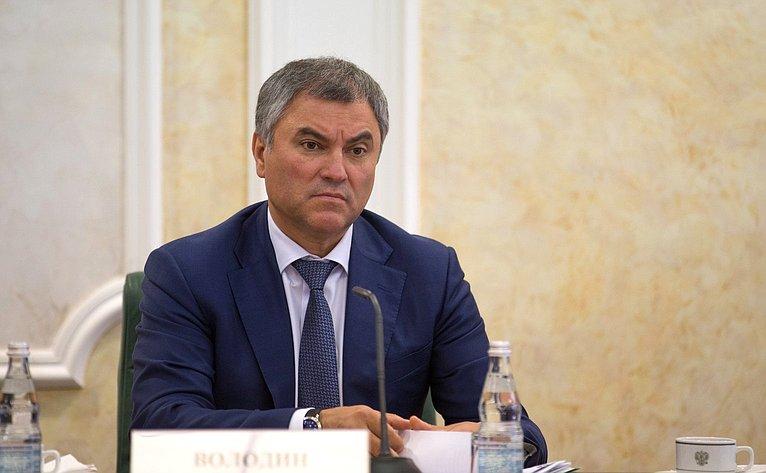 В. Володин
