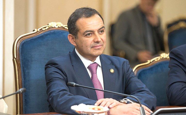 Председатель Палаты сенаторов Генерального конгресса Мексики