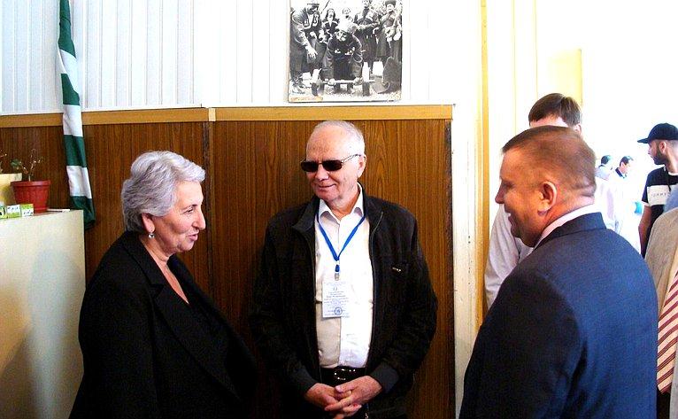 Делегация Совета Федерации приняла участие вмеждународном наблюдении заходом проведения второго тура выборов Президента Республики Абхазия
