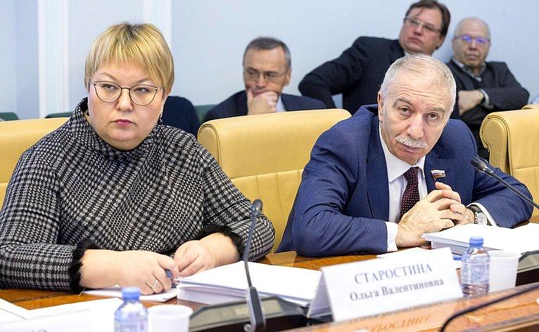 Ольга Старостина иАрамаис Даллакян