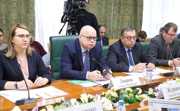 Совещание, посвященное развитию нормативно-правового регулирования инициативного бюджетирования