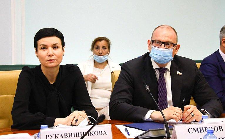 Ирина Рукавишникова иКонстантин Долгов