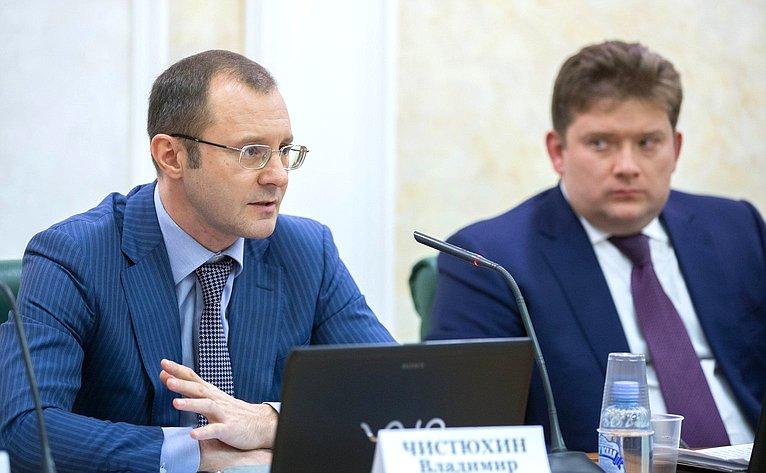 В. Чистюхин