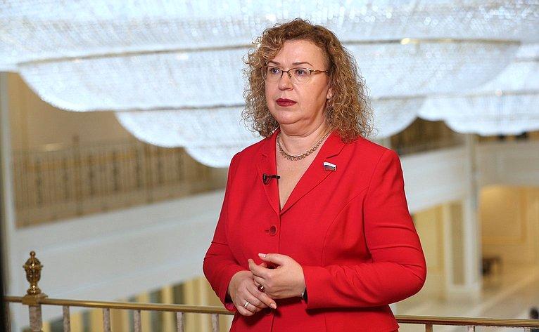 Ольга Епифанова