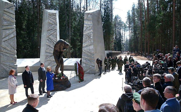 Рабочая поездка В.Матвиенко вСмоленскую область