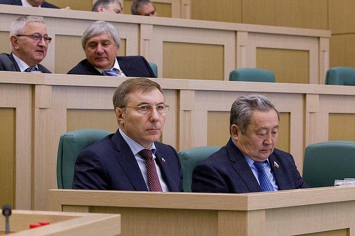341-е заседание -9 Варфоломеев и Тулохонов