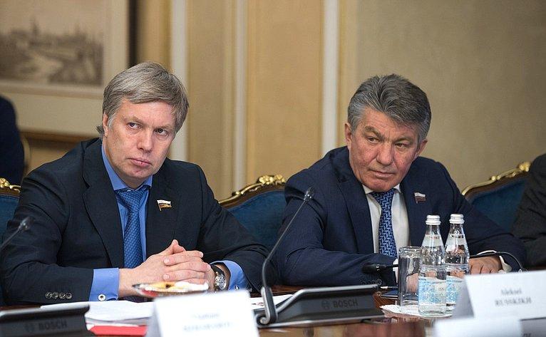 Алексей Русских иВиктор Озеров