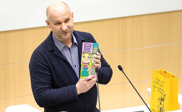 Сергей Ригерт
