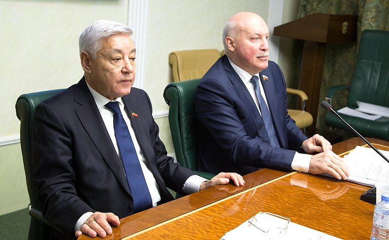 Фарид Мухаметшин иДмитрий Мезенцев