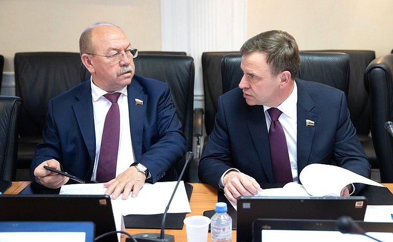 Геннадий Орденов иВиктор Новожилов