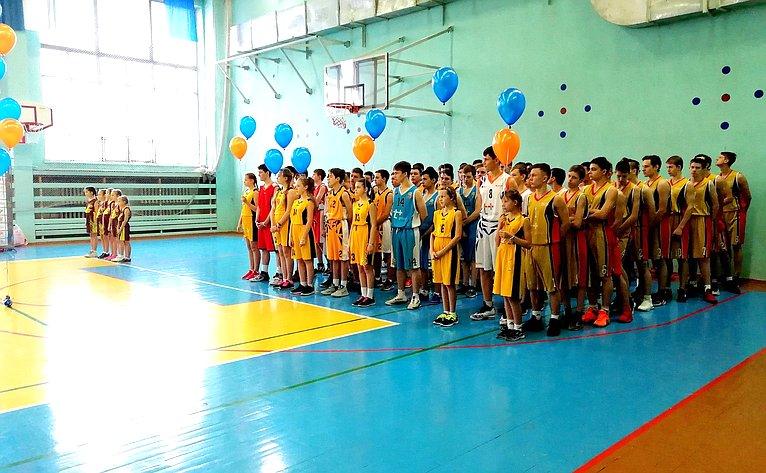 Финальные игры регионального этапа Чемпионата Школьной Баскетбольной Лиги «КЭС-БАСКЕТ» вЧите