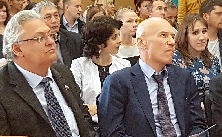 А. Коряков принял участие воВсероссийской научной конференции попроблемам развития топливно-энергетического комплекса востока России