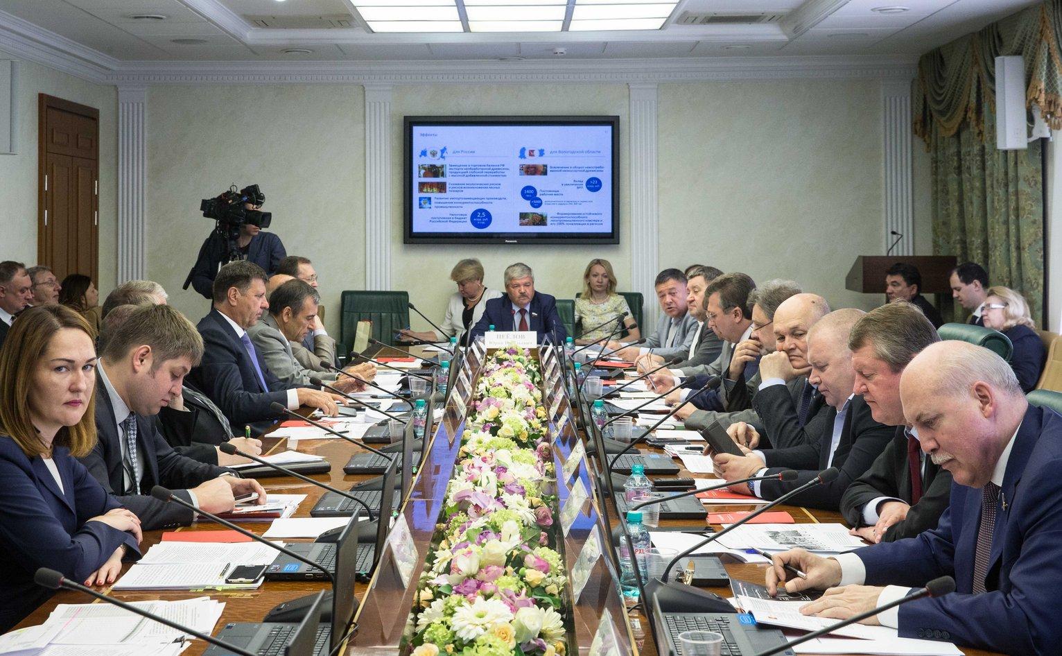 Планируется, что объем государственной поддержки апк вологодской области в этом году составит 2 миллиарда 700