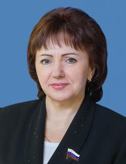 Бибикова Елена Васильевна