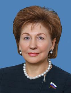 Карелова Галина Николаевна