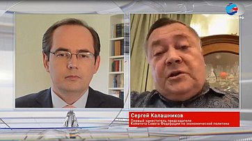С. Калашников обуголовной ответственности за«серые» зарплаты