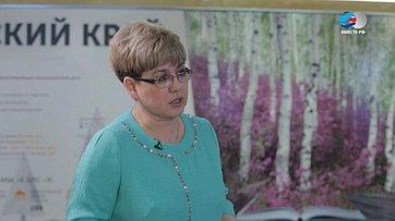 Н. Жданова оплане социально-экономического развития Забайкальского края