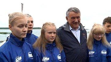 Вологодские школьники отправятся вэкспедицию кБелому морю насамодельном вельботе