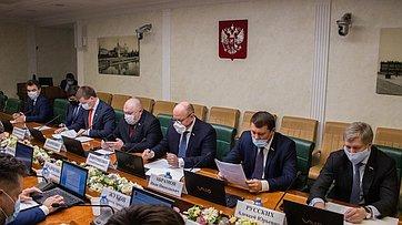Заседание Комитета СФ поэкономической политике. Запись трансляции от17апреля 2020года