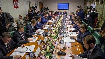 Расширенное заседание Комитета СФ поэкономической политике. Запись трансляции от4декабря 2018года