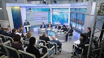 Заседание Комитета СФ побюджету ифинансовым рынкам. Запись трансляции от10марта 2020года