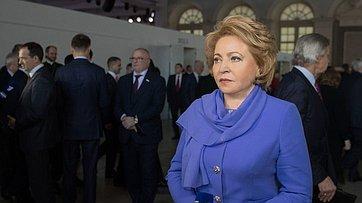 В. Матвиенко обосновных направлениях реализации Послания Президента Федеральному Собранию