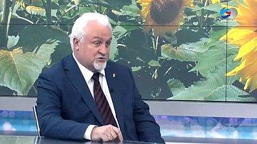 Е. Матушкин осоциально-экономическом развитии Тамбовской области