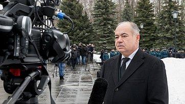 И. Умаханов: Виталий Чуркин чувствовал пульс своей страны