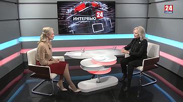 Интервью О. Ковитиди телеканалу Крым 24