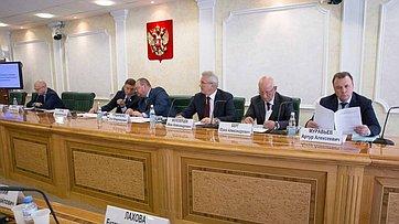 Заседание Совета поместному самоуправлению при СФ. Запись трансляции от10июля 2018г