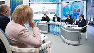 Заседание Совета повопросам агропромышленного комплекса иприродопользования при СФ. Запись трансляции от7декабря 2018года