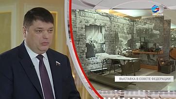 Д. Василенко о76-летии соДня полного освобождения Ленинграда отфашистской блокады