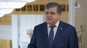 В. Джабаров обожиданиях отназначения нового посла США вРоссии