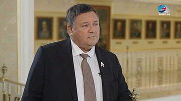 С. Калашников онаучно-техническом развитии России