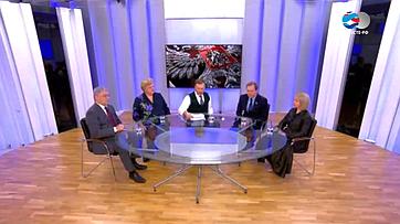 Ситуация спитанием вшколах идетсадах. Программа «Сенат» телеканала «Россия 24»