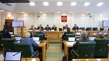 Заседание Комитета СФ побюджету ифинансовым рынкам. Запись трансляции от27мая 2019года