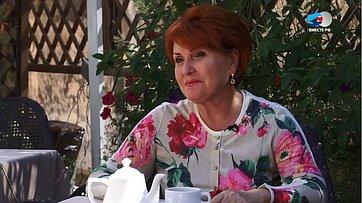 Знакомьтесь, сенатор Надежда Болтенко. Передача телеканала «Вместе-РФ»