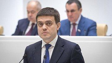 Выступление Министра науки ивысшего образования РФ М.Котюкова