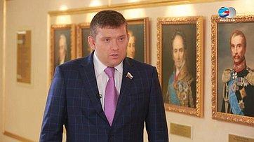 Н.Журавлев озащите малого исреднего бизнеса истраховании вкладов