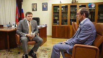 Н. Журавлев опроекте федерального бюджета на2020год иплановый период 2021– 2022годов