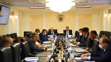 «Круглый стол» Комитета СФ помеждународным делам натему «Международный день парламентаризма: возможности имеханизмы парламентской дипломатии». Запись трансляции от30июня 2020года