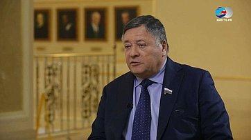 С. Калашников орезультатах рабочего визита Председателя СФ вг.Брянск