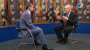 С. Рыбаков о137-й Ассамблее МПС