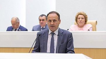 Выступление председателя Ярославской областной Думы М.Боровицкого
