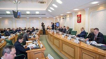 Выступление В. Матвиенко назаседании Научно-экспертного совета