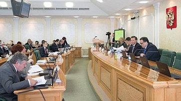 Заседание комитета СФ побюджету ифинансовым рынкам. Запись трансляции 10июля 2017г