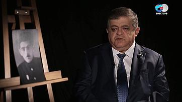 В. Джабаров: Отец воевал набелорусских фронтах