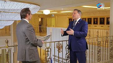 И. Морозов: России необходимо вернуть статус лидера покачеству общего образования